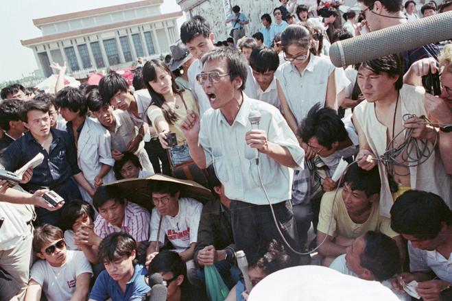 Liu Xiaobo Tiananmen